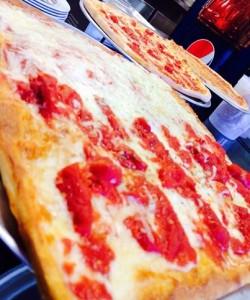 Our Sicilian Tomato Pie